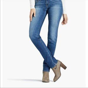 Lucky Brand Sweet Straight Light Wash Jeans Sz 6
